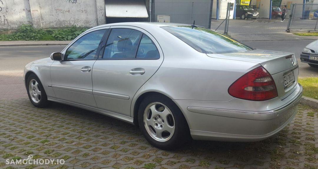 Mercedes-Benz Klasa E Sprzedam Mercedesa E Klasa 270 CDI 11