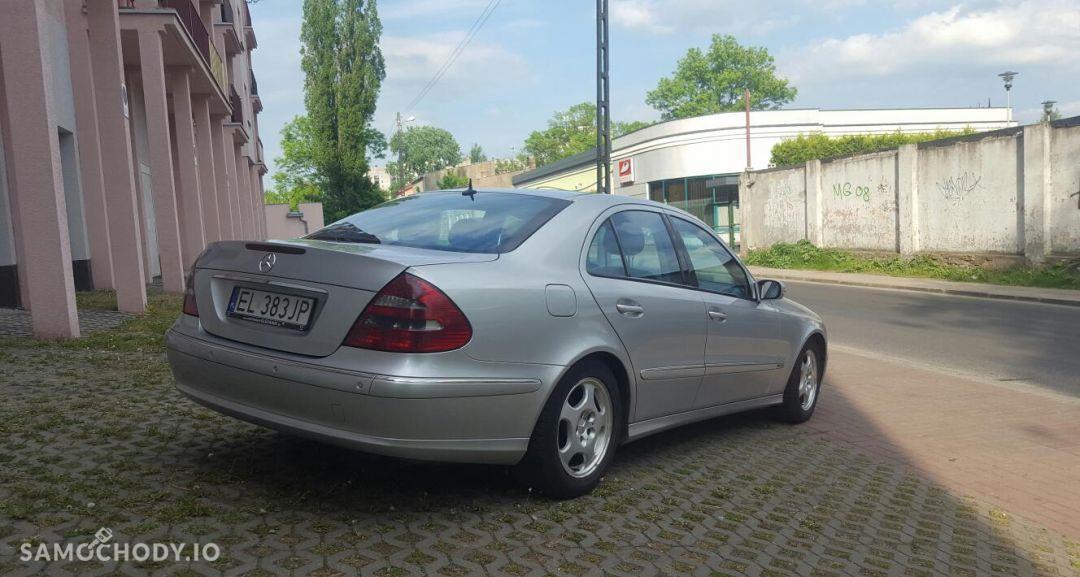 Mercedes-Benz Klasa E Sprzedam Mercedesa E Klasa 270 CDI 7