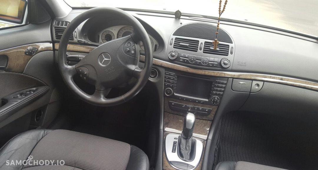 Mercedes-Benz Klasa E Sprzedam Mercedesa E Klasa 270 CDI 29