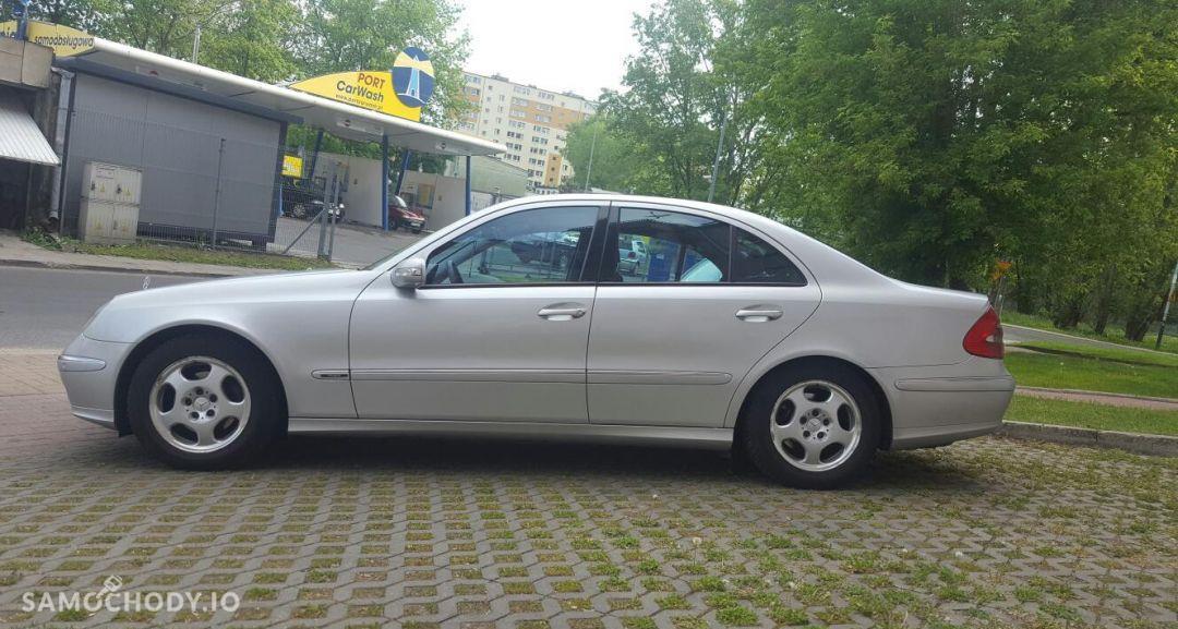 Mercedes-Benz Klasa E Sprzedam Mercedesa E Klasa 270 CDI 22
