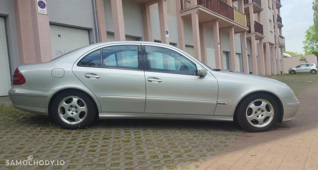 Mercedes-Benz Klasa E Sprzedam Mercedesa E Klasa 270 CDI 16