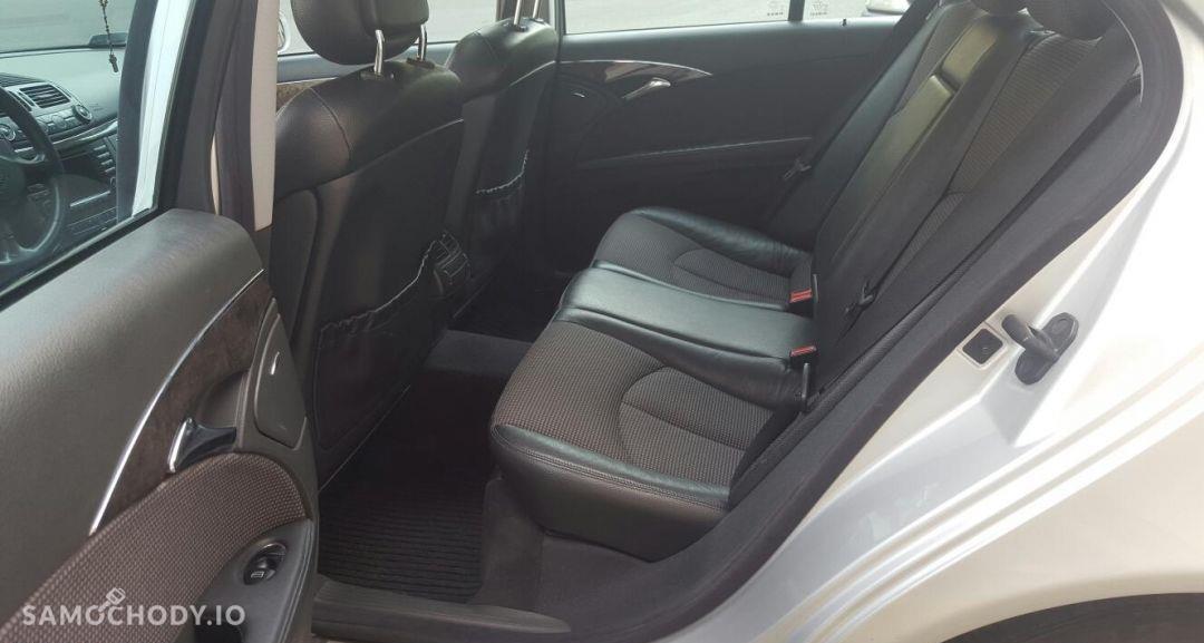 Mercedes-Benz Klasa E Sprzedam Mercedesa E Klasa 270 CDI 79