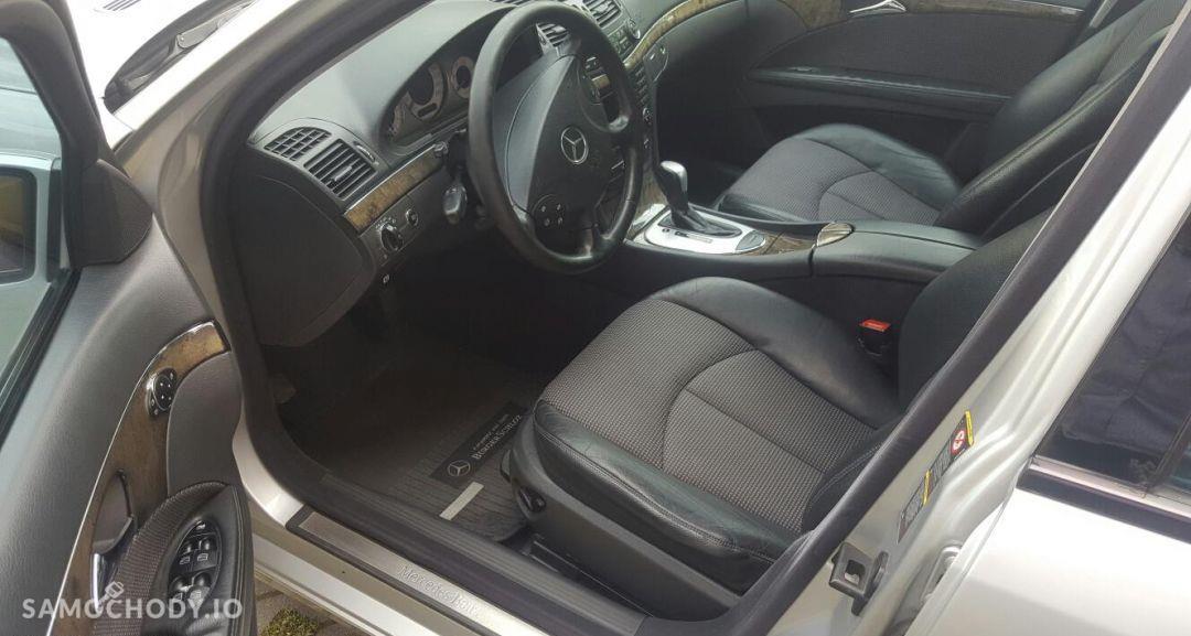 Mercedes-Benz Klasa E Sprzedam Mercedesa E Klasa 270 CDI 37