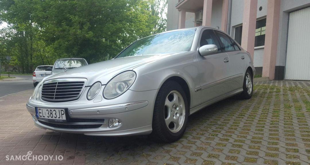 Mercedes-Benz Klasa E Sprzedam Mercedesa E Klasa 270 CDI 1