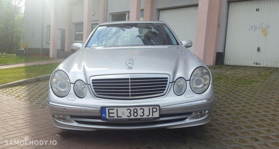 Mercedes-Benz Klasa E Sprzedam Mercedesa E Klasa 270 CDI 4
