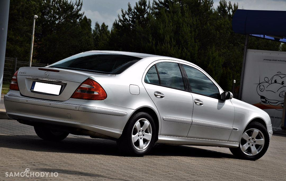 Mercedes-Benz Klasa E 2,6 benzyna 177KM*Avangarde*TUV*Ksenon*PDC*Climatronic*Niemcy 7