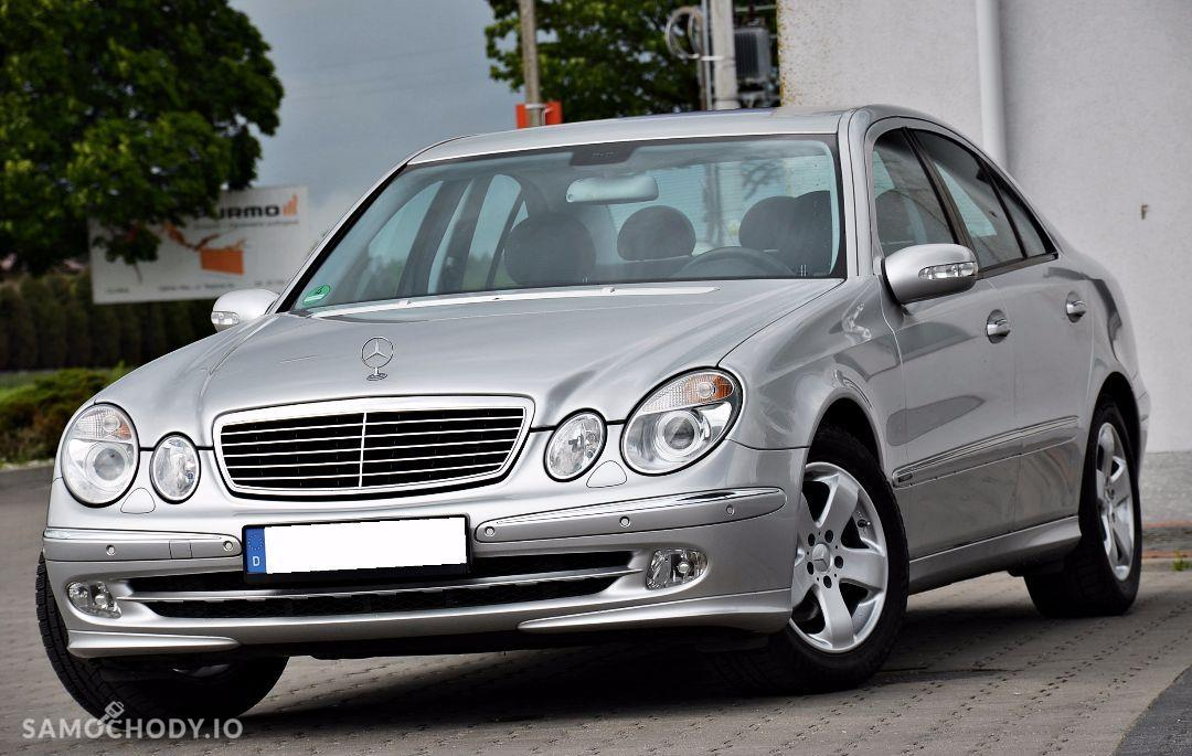 Mercedes-Benz Klasa E 2,6 benzyna 177KM*Avangarde*TUV*Ksenon*PDC*Climatronic*Niemcy 1