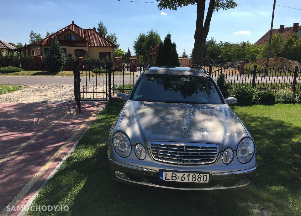 Mercedes-Benz Klasa E 4