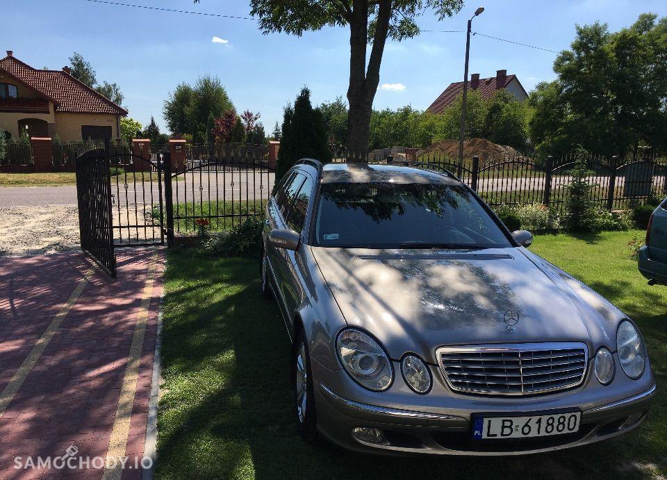 Mercedes-Benz Klasa E 7