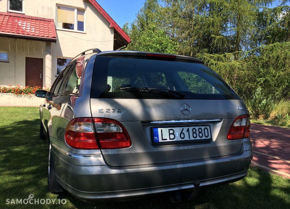 Mercedes-Benz Klasa E 22