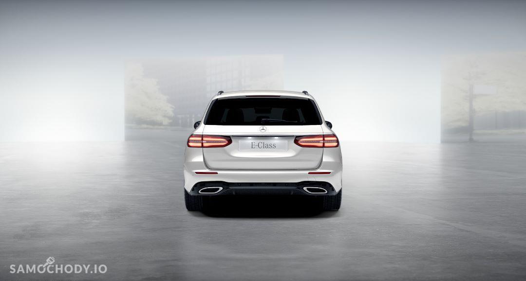 Mercedes-Benz Klasa E 220 d Salon PL Nowy Model F 23% AMG 2017 Biały 16