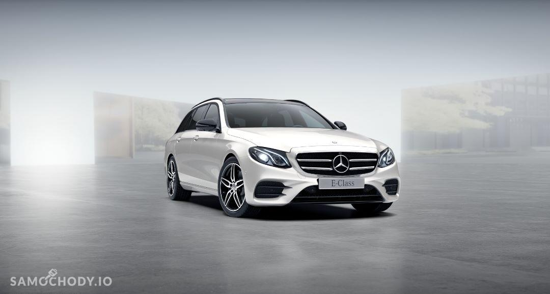 Mercedes-Benz Klasa E 220 d Salon PL Nowy Model F 23% AMG 2017 Biały 1