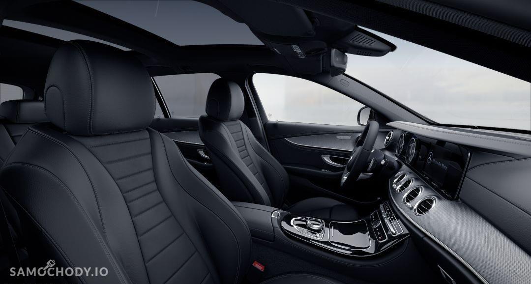 Mercedes-Benz Klasa E 220 d Salon PL Nowy Model F 23% AMG 2017 Biały 37