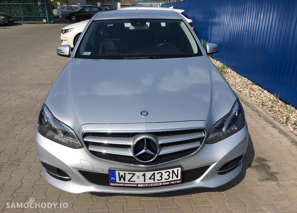 Mercedes-Benz Klasa E Avantgarde , FV 23% , Salon PL , Bezwypadkowy 4