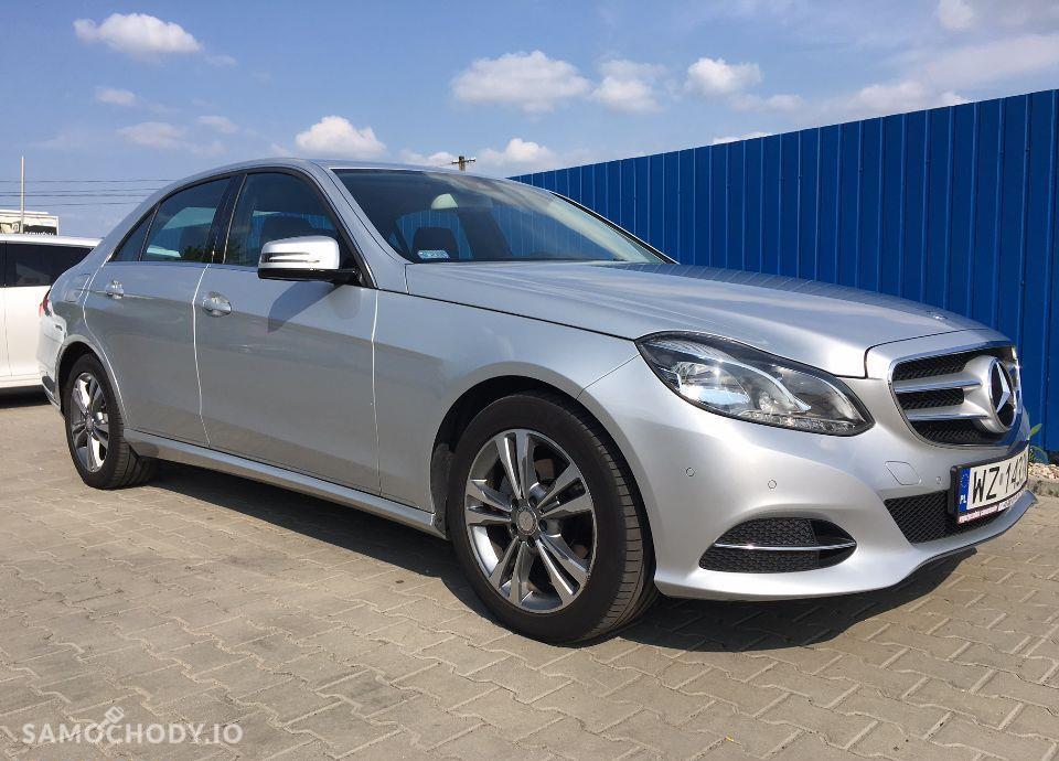Mercedes-Benz Klasa E Avantgarde , FV 23% , Salon PL , Bezwypadkowy 2