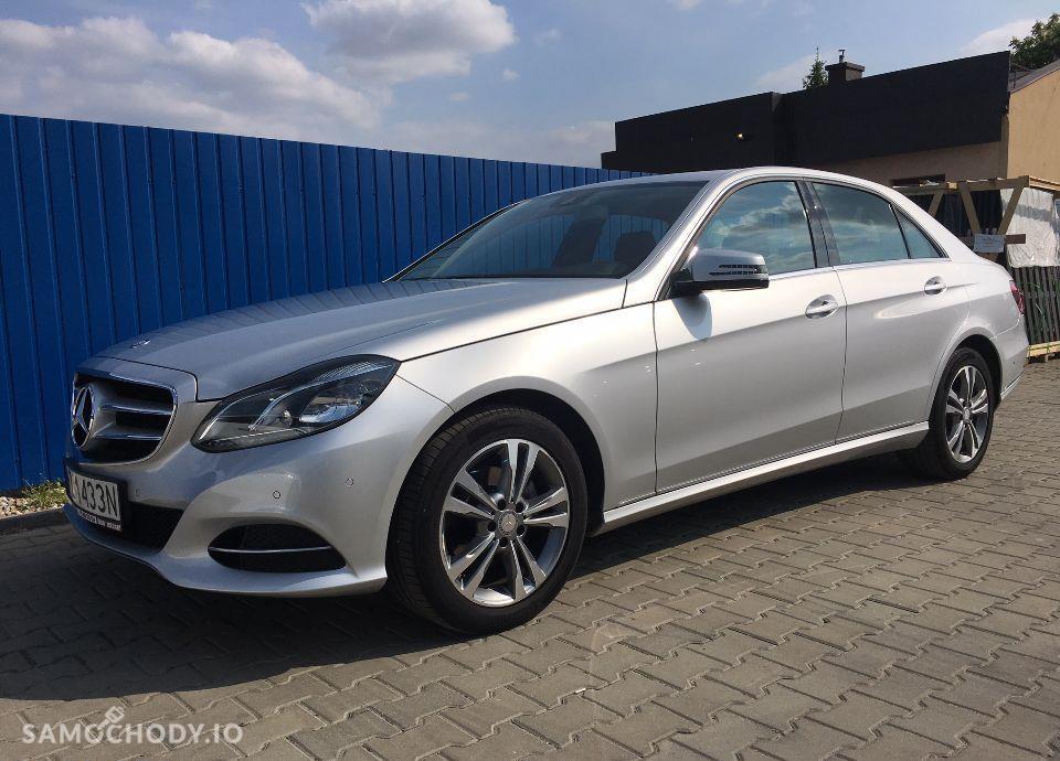 Mercedes-Benz Klasa E Avantgarde , FV 23% , Salon PL , Bezwypadkowy 7