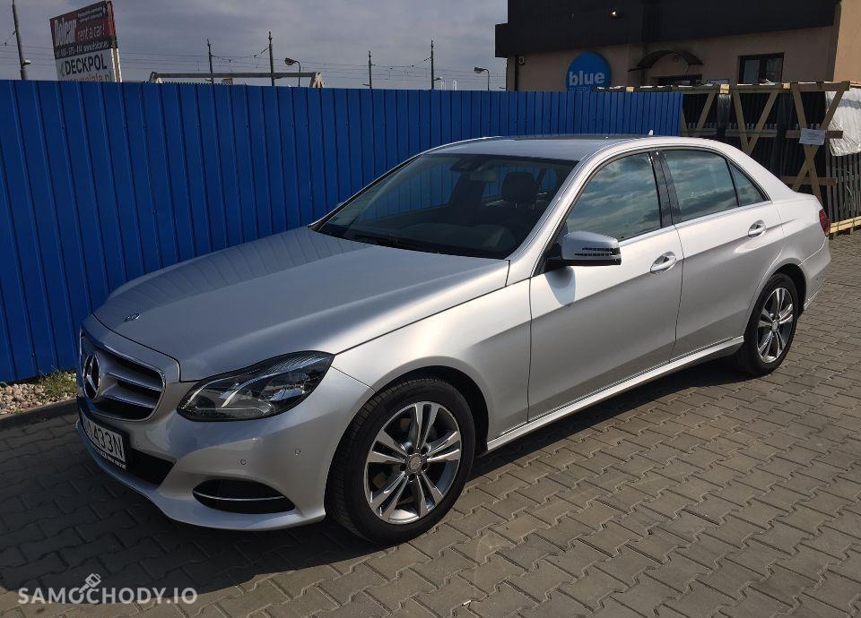Mercedes-Benz Klasa E Avantgarde , FV 23% , Salon PL , Bezwypadkowy 11