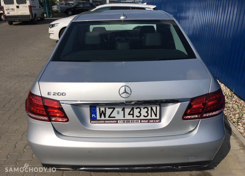 Mercedes-Benz Klasa E Avantgarde , FV 23% , Salon PL , Bezwypadkowy 16