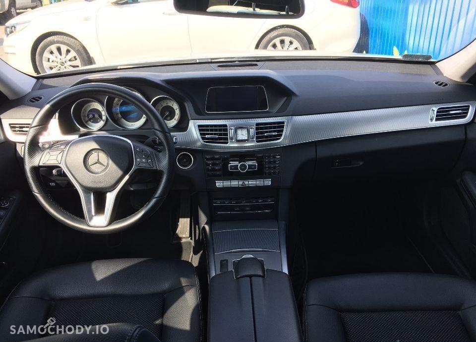 Mercedes-Benz Klasa E Avantgarde , FV 23% , Salon PL , Bezwypadkowy 29