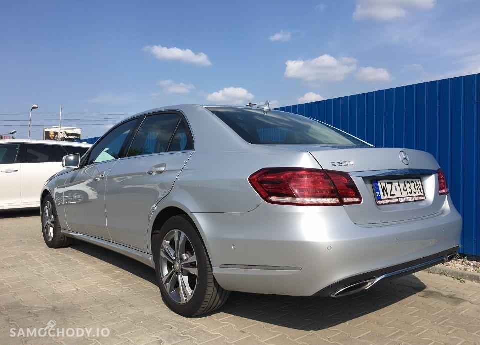 Mercedes-Benz Klasa E Avantgarde , FV 23% , Salon PL , Bezwypadkowy 22