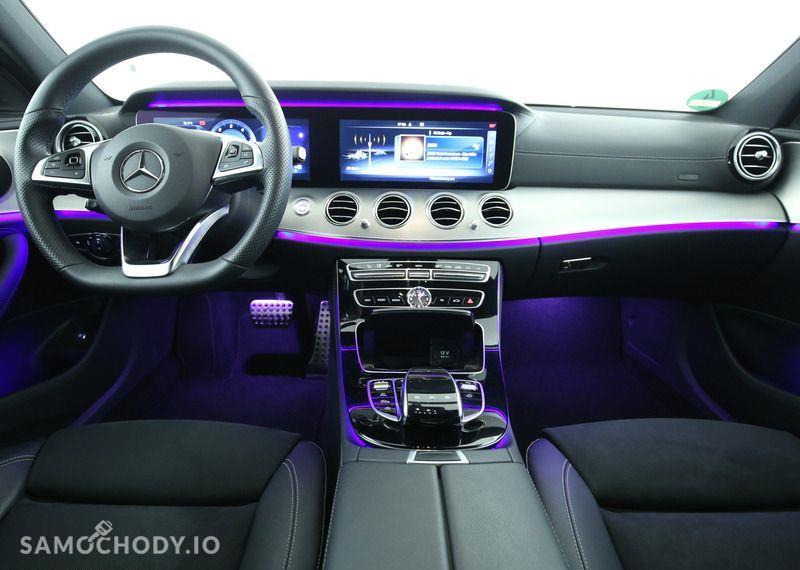 Mercedes-Benz Klasa E E220d AMG, Comand+widescreen, Multibeam LED, Kamera, Dealer 29