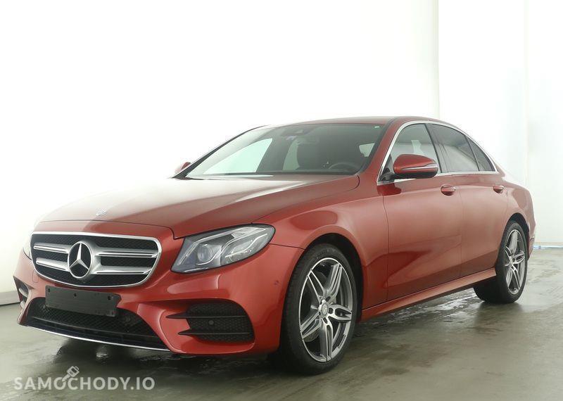 Mercedes-Benz Klasa E E220d AMG, Comand+widescreen, Multibeam LED, Kamera, Dealer 1