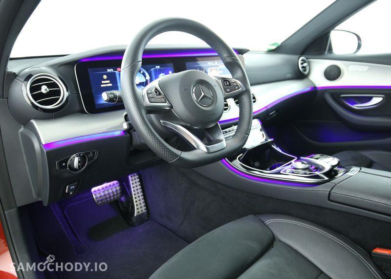 Mercedes-Benz Klasa E E220d AMG, Comand+widescreen, Multibeam LED, Kamera, Dealer 11