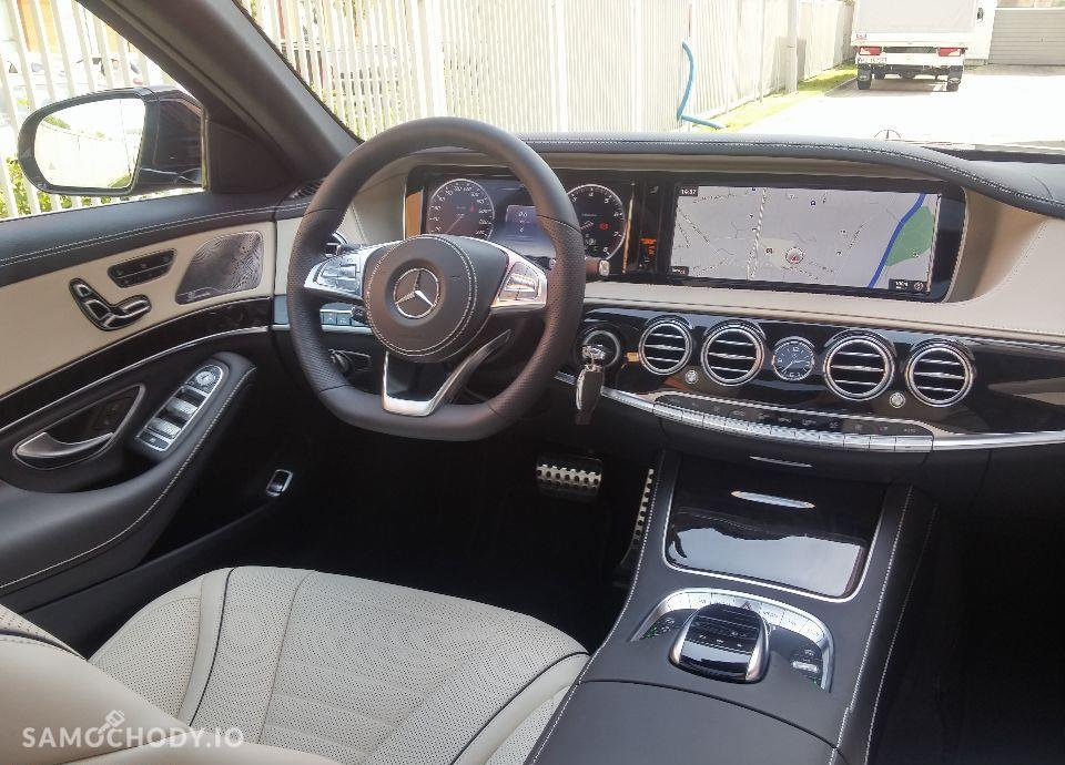 Mercedes-Benz Klasa S S 500 4MATIC pakiet AMG 7