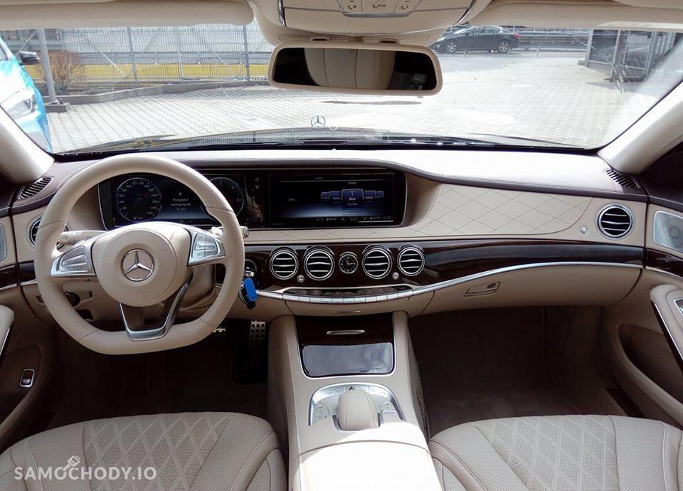 Mercedes-Benz Klasa S S350d 4MATIC Long pakiet AMG/Exclusive/Keyless/ILS Demonstracyjny 46
