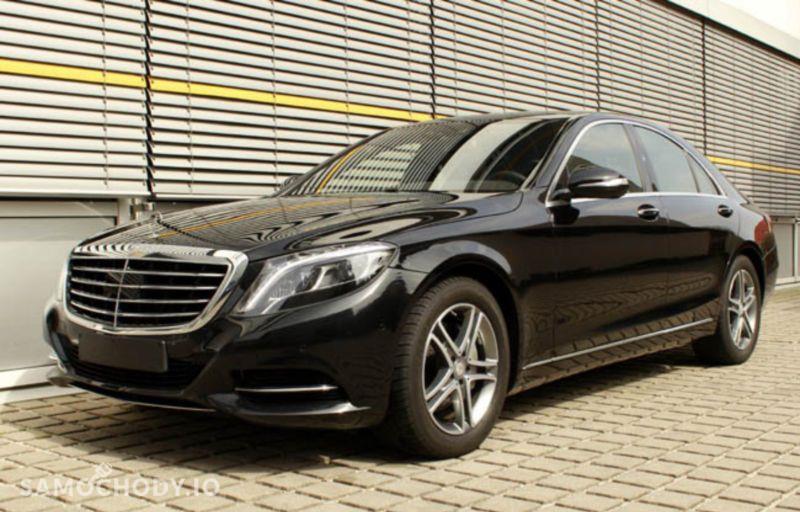 Mercedes-Benz Klasa S 350d 3xTV ACC Burmester ACC Vat23% Akcyza 1