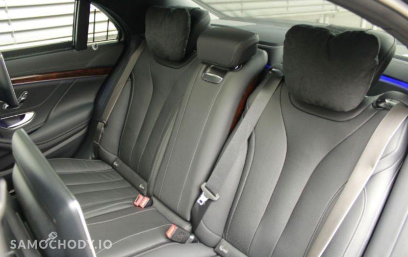 Mercedes-Benz Klasa S 350d 3xTV ACC Burmester ACC Vat23% Akcyza 22