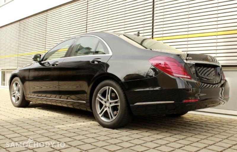 Mercedes-Benz Klasa S 350d 3xTV ACC Burmester ACC Vat23% Akcyza 2