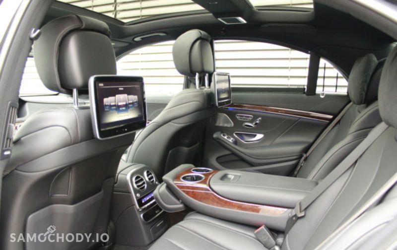 Mercedes-Benz Klasa S 350d 3xTV ACC Burmester ACC Vat23% Akcyza 4