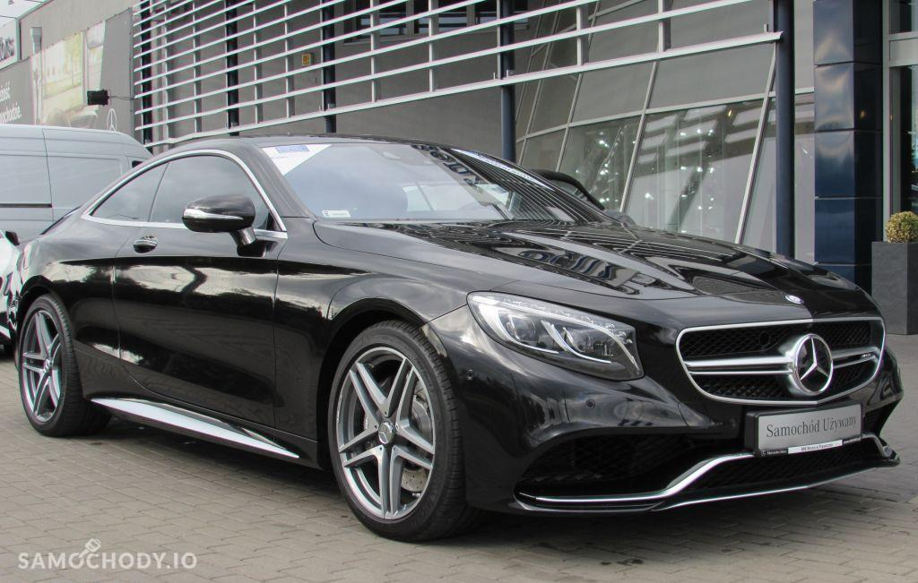 Mercedes-Benz Klasa S distronic,panorama,keylessgo,kamera360,burmester,tv,ils MB Motors 46