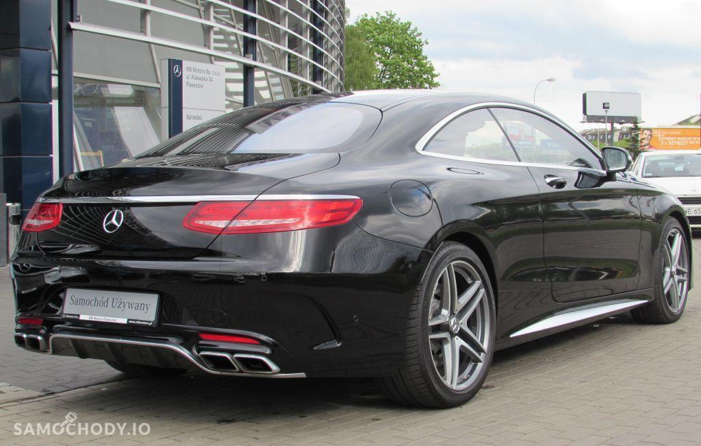 Mercedes-Benz Klasa S distronic,panorama,keylessgo,kamera360,burmester,tv,ils MB Motors 56