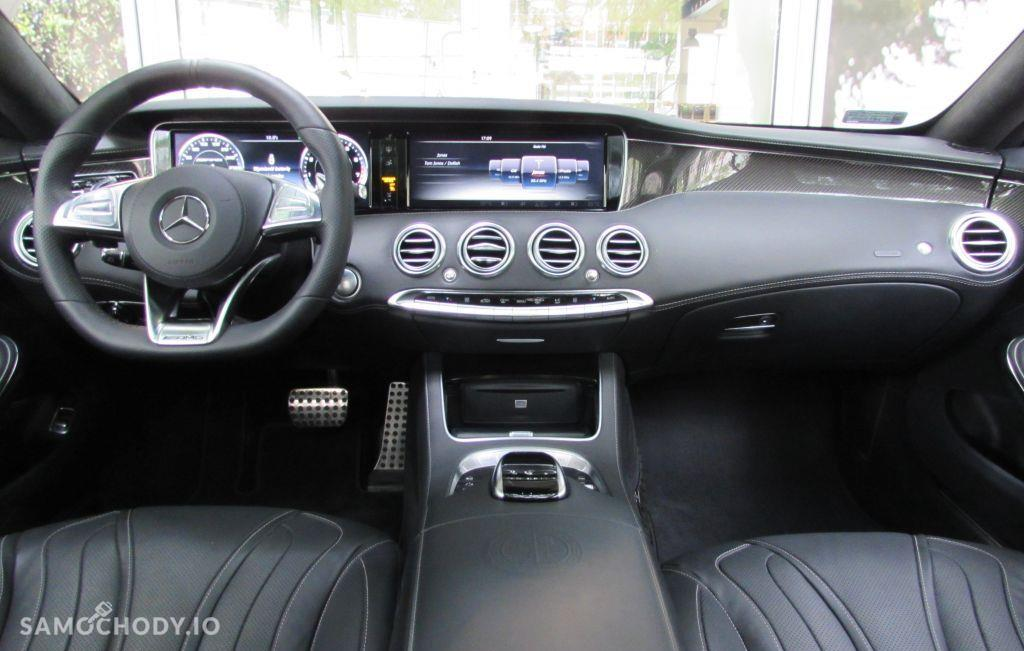 Mercedes-Benz Klasa S distronic,panorama,keylessgo,kamera360,burmester,tv,ils MB Motors 37