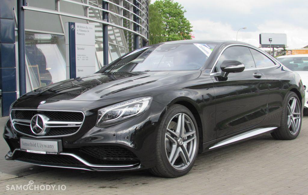 Mercedes-Benz Klasa S distronic,panorama,keylessgo,kamera360,burmester,tv,ils MB Motors 1