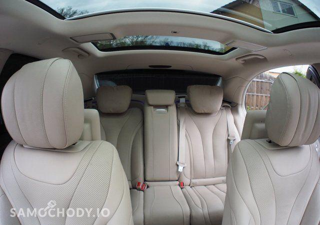 Mercedes-Benz Klasa S S63 AMG pakiet stylizacji,Modell 2017,Night View,Burmester,360°kamery 67