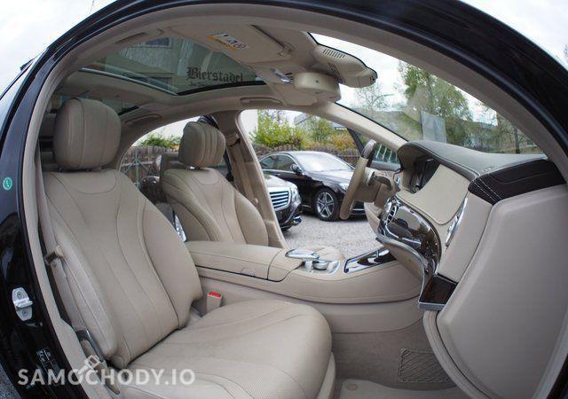 Mercedes-Benz Klasa S S63 AMG pakiet stylizacji,Modell 2017,Night View,Burmester,360°kamery 56