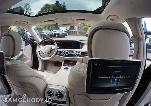 Mercedes-Benz Klasa S S63 AMG pakiet stylizacji,Modell 2017,Night View,Burmester,360°kamery 79