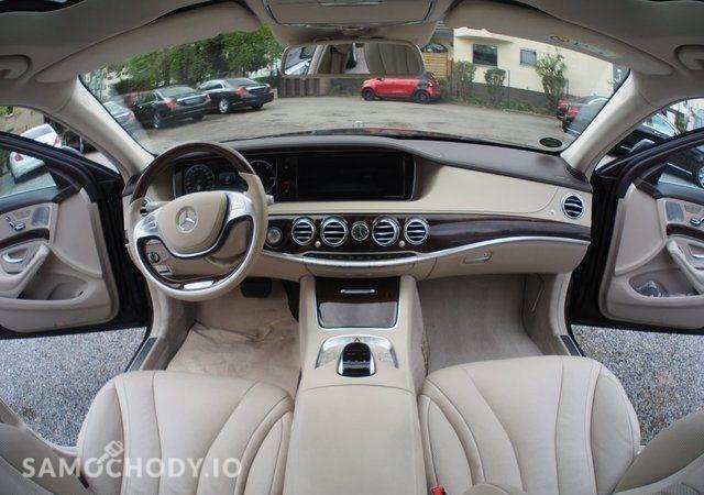 Mercedes-Benz Klasa S S63 AMG pakiet stylizacji,Modell 2017,Night View,Burmester,360°kamery 92