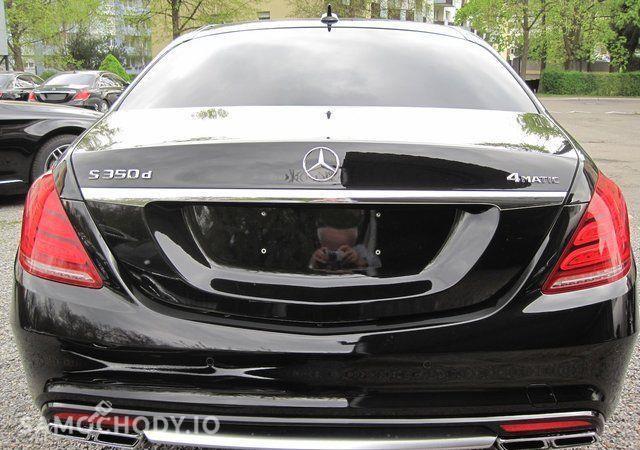 Mercedes-Benz Klasa S S63 AMG pakiet stylizacji,Modell 2017,Night View,Burmester,360°kamery 16