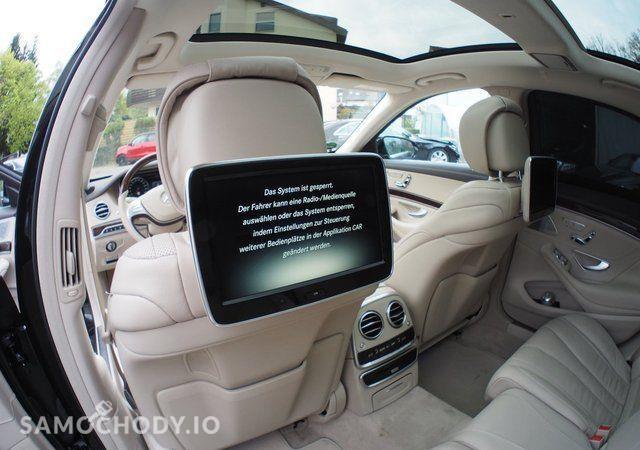 Mercedes-Benz Klasa S S63 AMG pakiet stylizacji,Modell 2017,Night View,Burmester,360°kamery 37