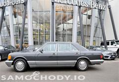 mercedes benz klasa s w126 (1980-1993) Mercedes-Benz Klasa S 560 SEL