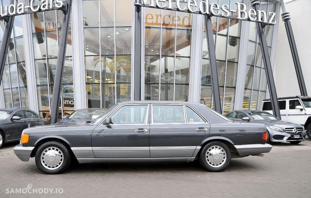 Mercedes-Benz Klasa S 560 SEL 1