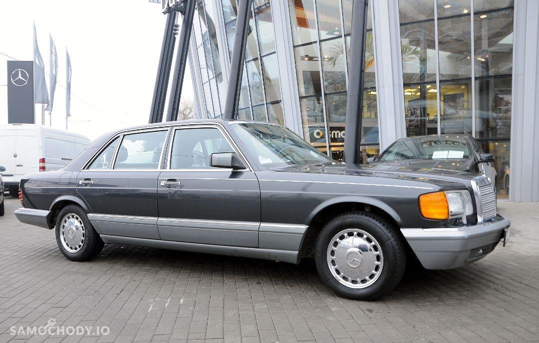 Mercedes-Benz Klasa S 560 SEL 7