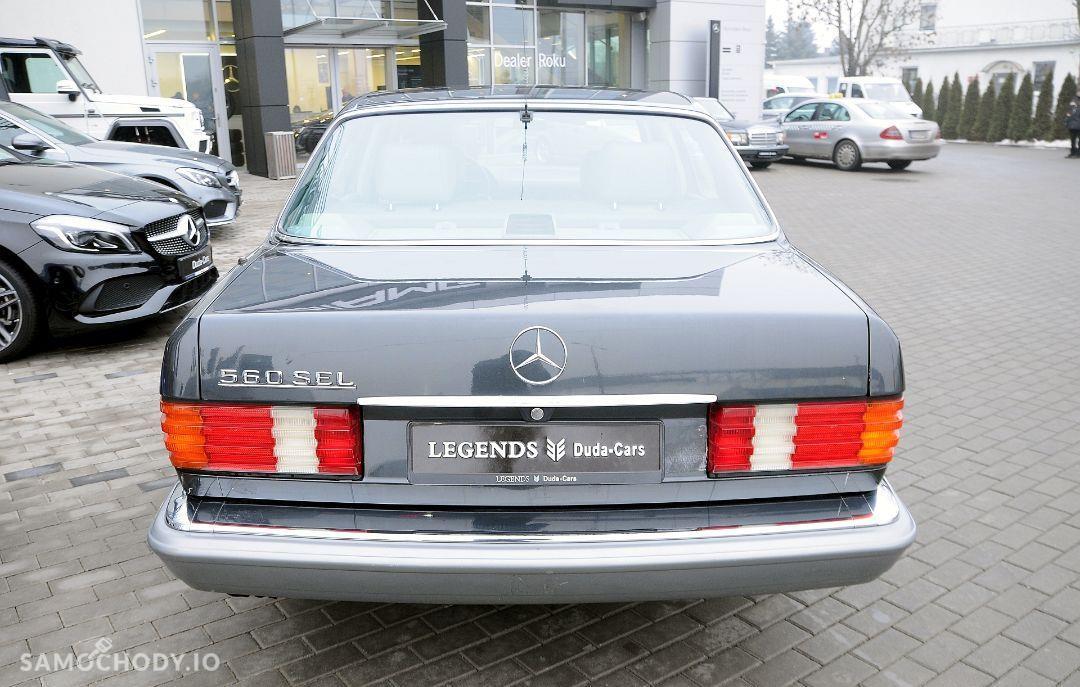 Mercedes-Benz Klasa S 560 SEL 29