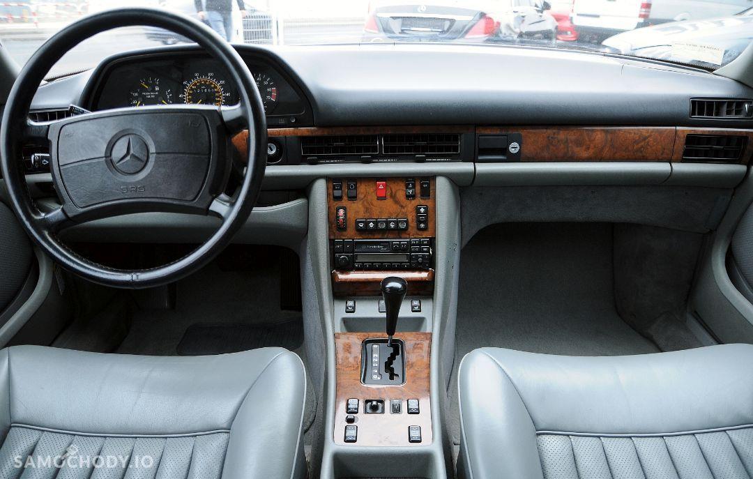 Mercedes-Benz Klasa S 560 SEL 67