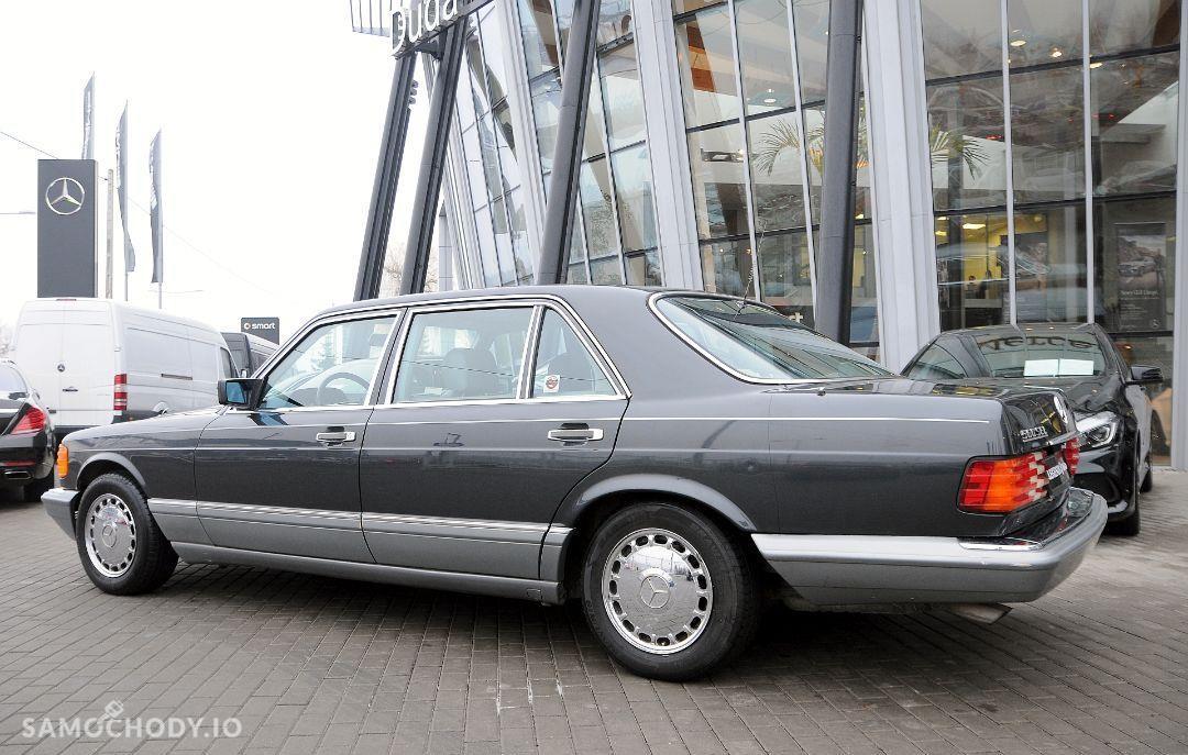 Mercedes-Benz Klasa S 560 SEL 11