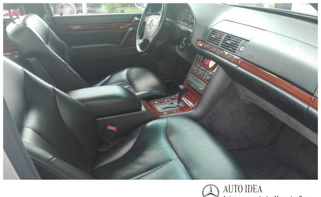 Mercedes-Benz Klasa S 37